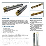 High Current Probes flyer