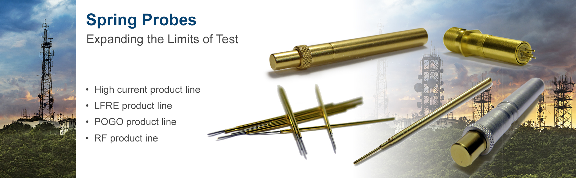 Click to learn more about ECT Spring Probes